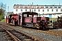 """AEG 4800 - DB """"381 201-3"""" 24.04.1981 - Limburg (Lahn), AusbesserungswerkJochen Fink"""