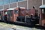 "BMAG 10191 - DB ""322 152-0"" 13.05.1981 - Bremen, AusbesserungswerkNorbert Lippek"