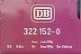 """BMAG 10191 - DB """"322 152-0"""" 24.04.1977 - Koblenz, Bahnbetriebswerk MoselMichael Vogel"""