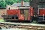"BMAG 10209  - DB ""323 978-7"" 23.07.1979 - Marburg, BahnbetriebswerkDietmar Fiedel (Archiv Mathias Lauter)"