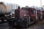 "BMAG 10272 - DB ""322 115-7"" 12.11.1980 - Bremen, AusbesserungswerkNorbert Lippek"