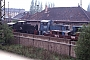 """BMAG 10783 - DR """"100 847-3"""" __.__.1991 - Halle (Saale), ReichsbahnausbesserungswerkKevin Prince"""