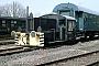 "BMAG 11207 - EF Seesen ""1"" 30.03.1989 - Seesen, Seesener EisenbahnfreundeJoachim Lutz"