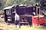 """BMAG 11499 - DR """"100 800-2"""" 17.09.1991 - Willischtal, BahnhofErnst Lauer"""