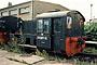 "BMAG 11500 - DB AG ""310 801-6"" 16.08.1995 - Chemnitz, BahnbetriebswerkDaniel Kirschstein (Archiv Tom Radics)"