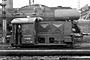 "BMAG 11677 - DB ""Köf 6006"" 02.11.1967 - BebraHermann Braun (Archiv Andreas Kabelitz)"
