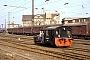 "Borsig 14549 - DR ""100 754-1"" 12.03.1991 - Halle (Saale), HauptbahnhofWerner Brutzer"