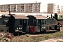 """Raw Dessau 4006 - DB AG """"310 106-0"""" __.04.1995 - Aschersleben, BahnbetriebswerkSteffen Hennig"""