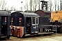 """Raw Dessau 4010 - DB AG """"310 110-2"""" 15.04.1998 - Hoyerswerda, BahnbetriebswerkAndreas Gunke"""