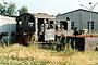 """Raw Dessau 4011 - DB AG """"310 111-0"""" 09.08.1997 - Parchim, EinsatzstelleDaniel Kirschstein (Archiv Tom Radics)"""