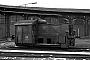 """Deutz 10912 - DB """"323 944-9"""" 25.01.1976 - Haltern, Außenstelle des Bahnbetriebswagenwerkes HerneMichael Hafenrichter"""