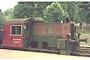 """Deutz 10915 - DB """"323 931-6"""" __.08.1971 - Leer, BahnhofWalter Drögemüller"""