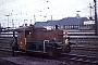 "Deutz 11509 - DB ""323 013-3"" __.__.1974 - Bremen HauptbahnhofNorbert Rigoll (Archiv Norbert Lippek)"