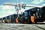 """Deutz 11514 - DR """"310 681-2"""" 26.03.1993 - Rostock, BahnbetriebswerkBernd Gennies"""