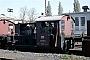 """Deutz 11524 - DB """"322 005-0"""" 14.05.1980 - Bremen, AusbesserungswerkNorbert Lippek"""