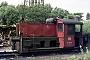 """Deutz 12750 - DB """"322 007-6"""" 07.07.1975 - Gelsenkirchen-Bismarck, BahnbetriebswerkWolf-Dietmar Loos"""