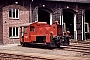 "Deutz 12763 - Ferrero ""001"" 10.06.1984 - Marburg, BahnbetriebswerkJulius Kaiser"