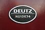 """Deutz 13674 - DHEF """"222"""" 11.03.2011 - HarpstedtFrank Glaubitz"""
