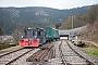 Deutz 14617 - ? 20.03.2016 - Mellenbach-Glasbach, Bahnhof ObstfelderschmiedeMalte Werning