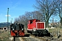 "Deutz 14617 - DB AG ""310 734-9"" 25.03.1999 - Saalfeld, WagenwerkIngo Braune"
