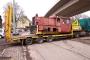 """Deutz 14622 - Unirail """"1"""" 21.02.2008 - Siegen-EintrachtEckard Wirth"""