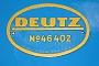 """Deutz 46402 - Interseroh""""2"""" 04.09.2007 - Mülheim (Ruhr), HafenbahnWolfgang Cramer"""