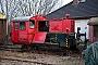 """Deutz 46541 - DHEF """"V 126"""" 12.03.2011 - Harpstedt, BahnhofMalte Werning"""