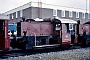 "Deutz 46541 - DB ""324 011-6"" 12.04.1987 - Hamburg-Wilhelmsburg, BahnbetriebswerkNorbert Lippek"