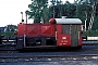 """Deutz 46541 - DB """"324 011-6"""" 02.09.1983 - GlückstadtWerner Brutzer"""