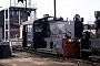 """Deutz 46542 - DB AG """"310 860-2"""" 03.02.1995 - Naumburg (Saale), EinsatzstelleRoland Reimer"""