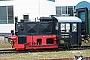 """Deutz 46547 - IG Steigerwaldbahn """"310 865-1"""" 29.01.2012 - WiesentheidPatrick Paulsen"""