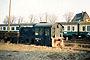 """Deutz 46612 - DB AG """"310 911-3"""" 09.03.1996 - Querfurt, BahnhofDaniel Kirschstein (Archiv Tom Radics)"""
