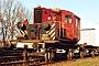 "Deutz 46936 - VEFS ""1"" 05.01.2002 - Moers, Vossloh Locomotives GmbH, Service-ZentrumAndreas Kabelitz"