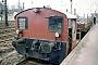 """Deutz 46943 - DB """"323 990-2"""" 10.04.1985 - Bremen, HauptbahnhofBenedikt Dohmen"""