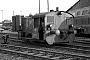 "Deutz 46989 - DB ""322 033-2"" 11.10.1975 - Oberhausen, Bahnbetriebswerk Oberhausen-Osterfeld SüdMichael Hafenrichter"