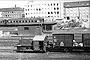 """Deutz 47123 - DB """"Köf 6141"""" __.08.1964 - Aachen, HauptbahnhofRolf Siedler (Archiv Guido Rademacher)"""