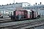 """Deutz 47263 - DB """"323 041-4"""" 11.05.1983 - Bremen, AusbesserungswerkNorbert Lippek"""