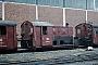 """Deutz 47317 - DB """"323 472-1"""" 12.03.1980 - Bremen, AusbesserungswerkNorbert Lippek"""