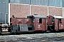 """Deutz 47329 - DB """"323 458-0"""" 12.03.1980 - Bremen, AusbesserungswerkNorbert Lippek"""