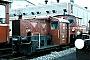 """Deutz 47345 - DB """"323 050-5"""" 12.11.1980 - Bremen, AusbesserungswerkNorbert Lippek"""