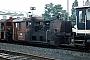 """Deutz 47347 - DB """"324 012-4"""" 10.06.1981 - Bremen, AusbesserungswerkNorbert Lippek"""