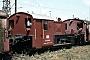 """Deutz 47350 - DB """"323 052-1"""" 14.08.1983 - Kornwestheim, BahnbetriebswerkNorbert Lippek"""