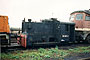 """Deutz 47354 - DB AG """"310 807-3"""" 11.05.1996 - Halberstadt, BahnbetriebswerkDaniel Kirschstein (Archiv Tom Radics)"""