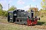 """Deutz 47362 - TEV """"100 886-1"""" 11.10.2003 - Weimar, BahnbetriebswerkJan Weiland"""