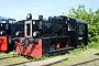 """Deutz 47362 - TEV """"100 886-1"""" 23.05.2003 - Weimar, BahnbetriebswerkJan Weiland"""