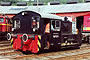 "Deutz 47370 - EFB ""Köf 5274"" 18.08.2001 - Siegen, Bahnbetriebswerk Stephan Münnich"