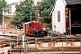 """Deutz 47378 - DB """"323 228-7"""" 10.08.1988 - Bebra, BahnbetriebswerkAndreas Böttger"""