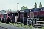 """Deutz 47381 - DB """"324 016-5"""" 08.06.1983 - Bremen, AusbesserungswerkNorbert Lippek"""