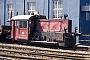 """Deutz 55739 - DB """"323 464-8"""" 15.05.1980 - Hamm, Bahnbetriebswerk PMartin Welzel"""
