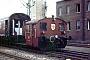"""Deutz 55741 - DB """"323 492-9"""" __.__.1983 - Braunschweig, BahnbetriebswerkBenedikt Dohmen"""